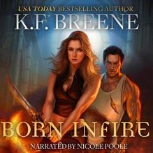 Born in Fire - K.F. Breene