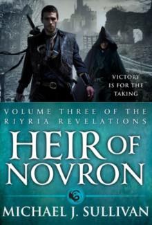 Heir of Novron - Michael J. Sullivan,Tim Gerard Reynolds