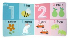 Making Numbers: A very first counting book - Jo Moon, Robert Butler, Roberta Butler