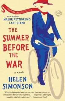 The Summer Before the War - Helen Simonson
