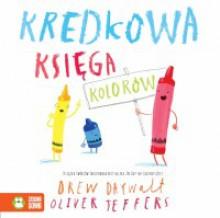 Kredkowa księga kolorów - Oliver Jeffers, Drew Daywalt, Katarzyna Androsiuk
