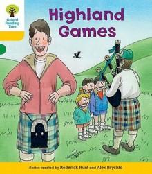 Highland Games - Roderick Hunt, Alex Brychta