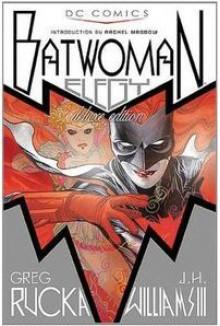 Batwoman Elegy. Greg Rucka, Writer - Greg Rucka