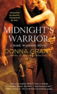 Midnight's Warrior - Donna Grant