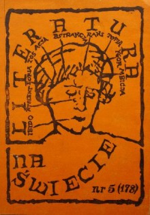 Literatura na świecie 5/1986 (178) - Anthony Burgess, Salman Rushdie, Redakcja pisma Literatura na Świecie, George Orwell