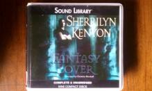 Fantasy Lover (Dark-Hunter, #1) - Sherrilyn Kenyon, Christine Marshall