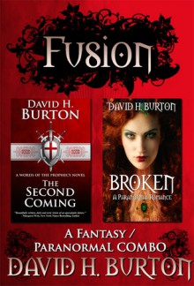 Fusion - A Fantasy/Paranormal Combo - David H. Burton