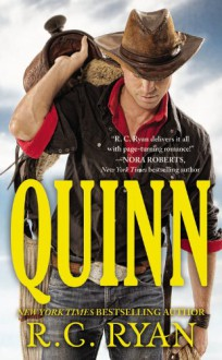 Quinn (A Wyoming Sky Novel) - R.C. Ryan