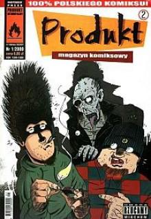 Produkt - 2 - (1/2000) - Michał Śledziński