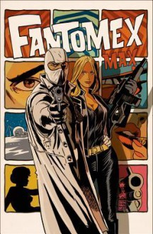 Fantomex Max - Andrew Hope, Shawn Crystal