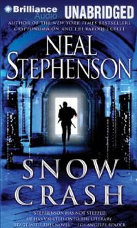 Snow Crash - Neal Stephenson, Jonathan Davis