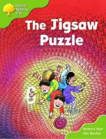 The Jigsaw Puzzle - Roderick Hunt, Alex Brychta
