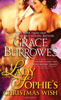 Lady Sophie's Christmas Wish (Windham, #4) - Grace Burrowes