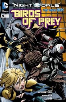 Birds of Prey (2011- ) #5 - Duane Swierczynski, Jesus Saiz