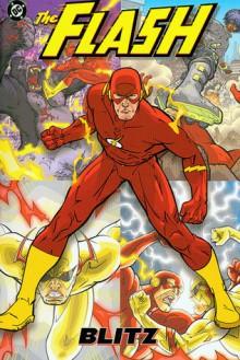 The Flash, Vol. 5: Blitz - Geoff Johns, Scott Kolins, Doug Hazlewood, Phil Winslade