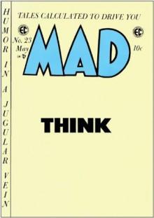 Mad Magazine #23 - Harvey Kurtzman, Johnny Craig, Jack Davis, Jack Kamen