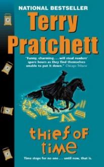 Thief of Time - Terry Pratchett
