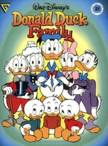 Walt Disney's Donald Duck Family (Gladstone Comic Album Series No. 21) - Carl Barks