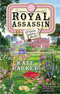 The Royal Assassin - Kate Parker