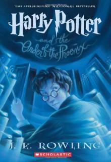 Harry Potter And The Order Of The Phoenix (Turtleback School & Library Binding Edition) - Mary GrandPré, Kazu Kibuishi, J.K. Rowling