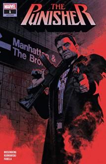 The Punisher (2018-) #1 - Matt Rosenberg, Szymon Kudranski, Greg Smallwood
