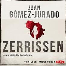 Zerrissen - Juan Gómez-Jurado, Heikko Deutschmann, Der Audio Verlag