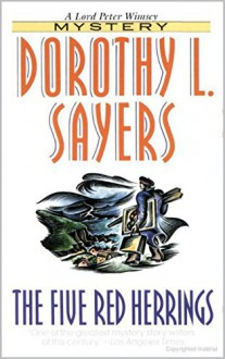 The Five Red (Lord Peter Wimsey) - Dorothy L.SAYERS