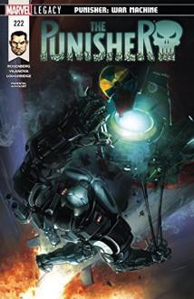 The Punisher (2016-) #222 - Matt Rosenberg, Guiu Vilanova, Clayton Crain