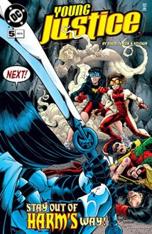 Young Justice #5 - Todd Nuack,Peter David