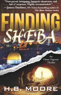Finding Sheba - Heather B. Moore
