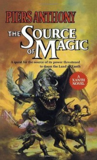 Source of Magic (Xanth Novels) - Piers Anthony