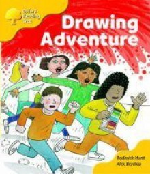 Drawing Adventure - Roderick Hunt, Alex Brychta