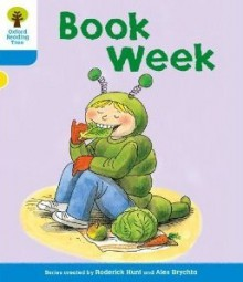 Book Week - Roderick Hunt, Alex Brychta