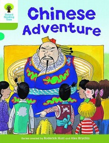 Oxford Reading Tree: Stage 7: More Storybooks A [Pack Of 6 Books: The Motorway, The Bully, The Hunt For Gold, Chinese Adventure, Roman Adventure, The Jigsaw Puzzle] - Roderick Hunt, Alex Brychta
