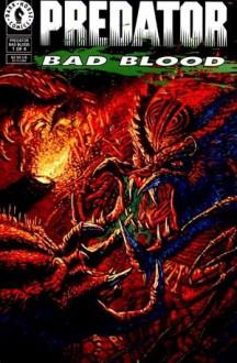 Predator: Bad Blood - Evan Dorkin, Derek Thompson