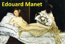 233 Color Paintings of Edouard Manet - French Impressionist Painter (January 23, 1832 - April 30, 1883) - Jacek Michalak, Edouard Manet