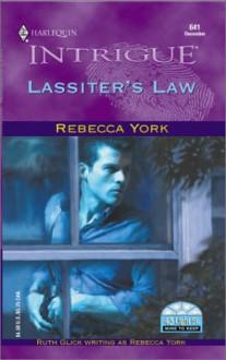 Lassiter's Law - Rebecca York
