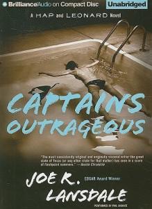 Captains Outrageous - Joe R. Lansdale, Phil Gigante