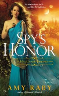 Spy's Honor - Amy Raby