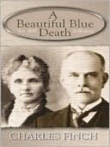 A Beautiful Blue Death - Charles Finch