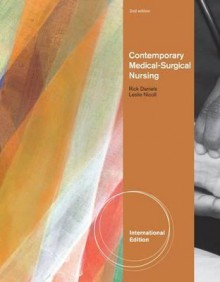Contemporary Medical-Surgical Nursing (Book Only) - Rick Daniels, Laura Nosek, Leslie H. Nicoll
