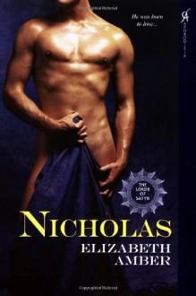 Nicholas: The Lords of Satyr - Elizabeth Amber