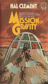 Mission of Gravity - Hal Clement