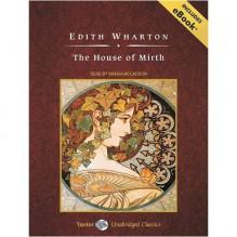 The House of Mirth, with eBook - Edith Wharton, Wanda McCaddon