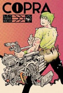 Copra #8: Otros Mundos - Michel Fiffe