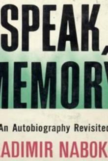Speak Memory: An Autobiography Revisited - Vladimir Nabokov,Stefan Rudnicki