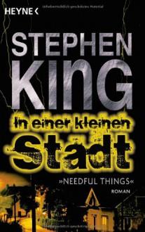In einer kleinen Stadt [Needful Things] - Stephen King,Christel Wiemken