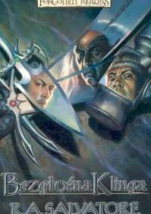 Bezgłośna Klinga - Robert Anthony Salvatore