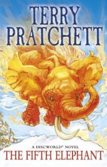 The Fifth Elephant: (Discworld Novel 24) - Terry Pratchett