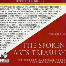 The Spoken Arts Treasury : 100 modern American poets reading their poems : Volume II - Katherine Kellgren